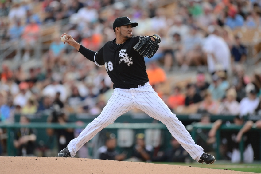 Chicago White Sox: 5 players out of MiLB options