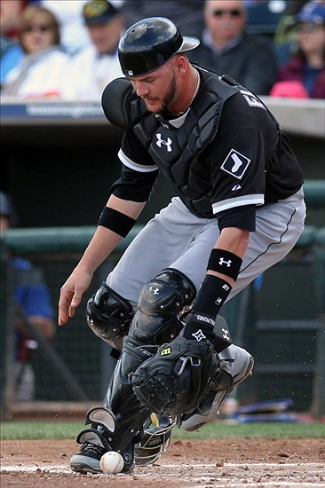 Tyler flowers is the chicago white sox starting catcher by default mar 2 2014 surprise az usa chicago white sox catcher tyler flowers 21 chases the ball in the second inning against the texas rangers at surprise mightylinksfo