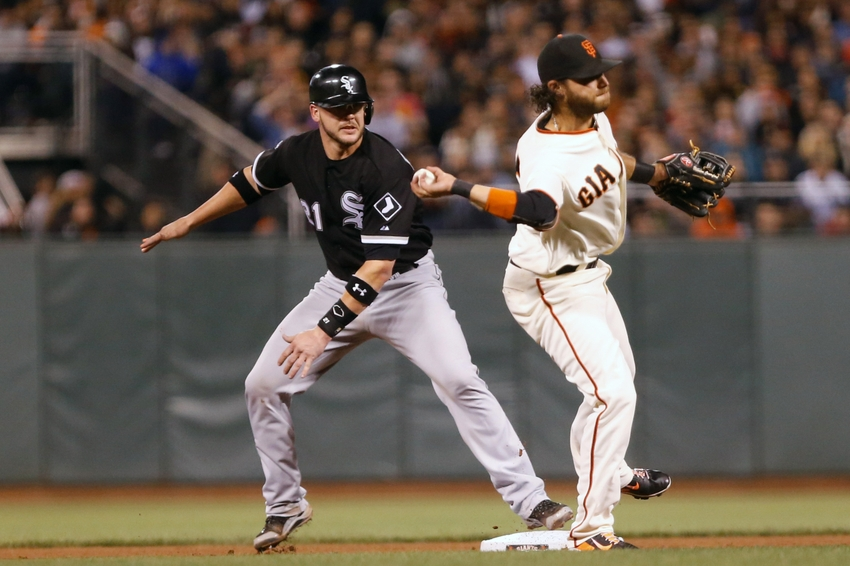 Chicago White Sox Were 3 1 Vs San Francisco Giants In 2014