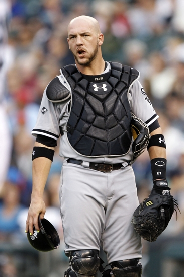 Can tyler flowers fend off the white sox catching depth mightylinksfo