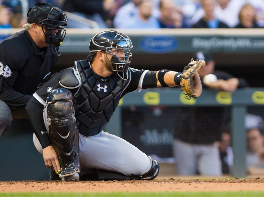 Chicago White Sox The Tyler Flowers Experiment Needs To End